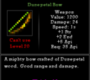 Dunepetal Bow