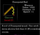 Dunepetal Rod