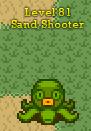 Sand shooter