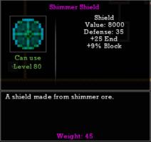 Shimmer Shield