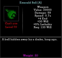 Emerald Bell-0