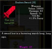 Draken Sword