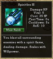 Spiritfire