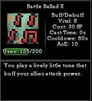 Battle Ballad