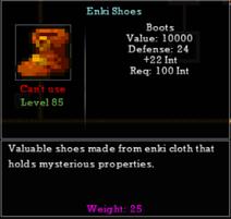 Enki Shoes
