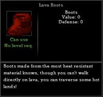 Lava Boots