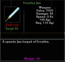 Frostfire Jian