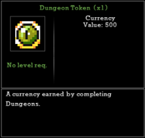 Dungeon Token