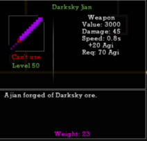 Darksky Jian