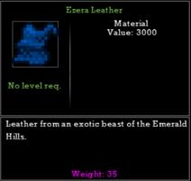Ezera Leather