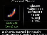 Crescent Charm