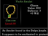 Vedic Amulet
