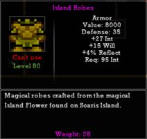 Island Robes