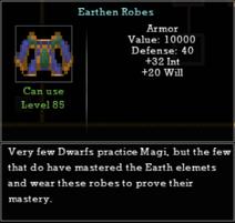 Earthen Robes