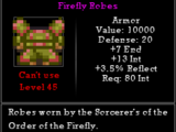 Firefly Robes