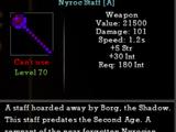 Nyroc Staff
