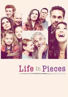 Life in Pieces (S2) poster