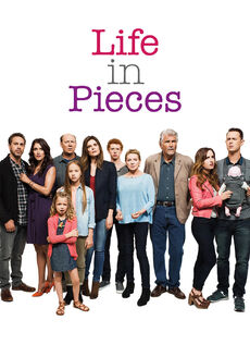 Life in Pieces (S1) poster