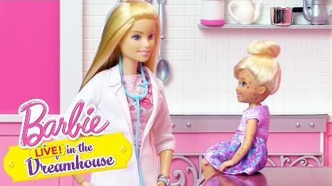 Doctor Barbie Barbie LIVE! in the Dreamhouse Barbie