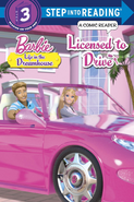 Step into reading Licensed to Drive