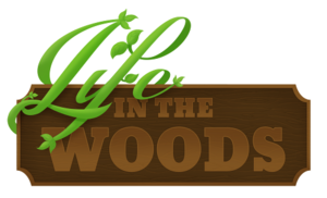 Lifeinthewoods logo by AwesomeBeaudu