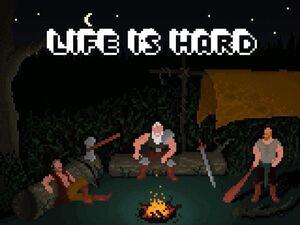 LifeIsHardLogo
