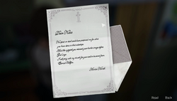 List Cioci do Kate