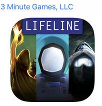 Lifeline app icon
