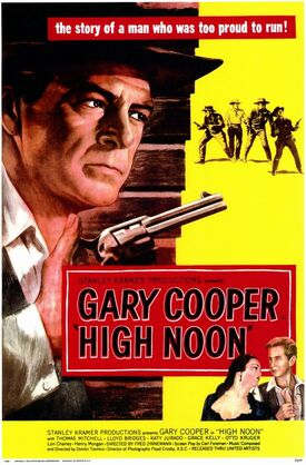 High Noon poster