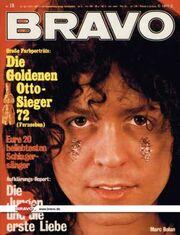 Marc Bolan Bravo Magazine