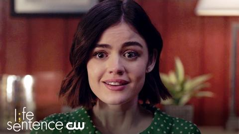 Life Sentence First Look Trailer The CW