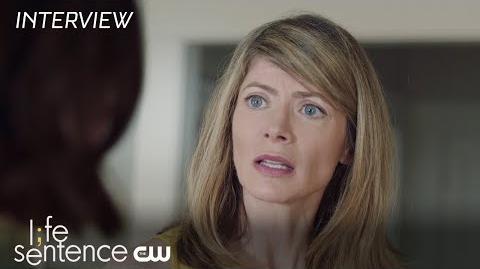 Life Sentence Gillian Vigman Interview The CW