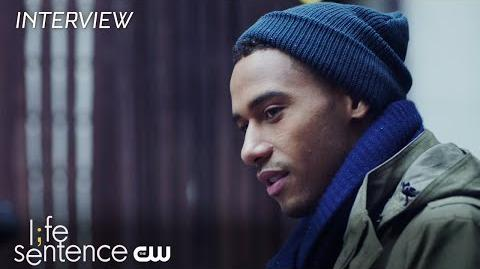 Life Sentence Elliot Knight Interview The CW