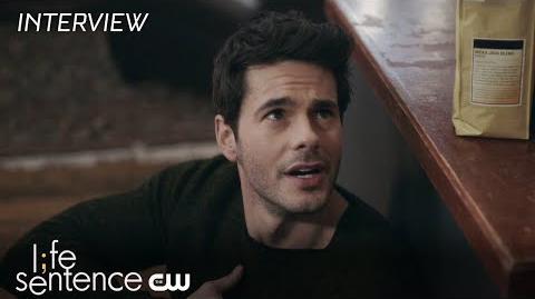Life Sentence Jayson Blair Interview The CW