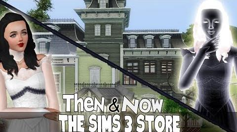 The Sims 3 Store Then & Now Overview Review Giveaway