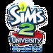 The Sims 2 University Logo