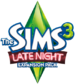 430px-The Sims 3 Late Night Logo