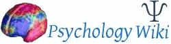 Psychology Wiki Wordmark