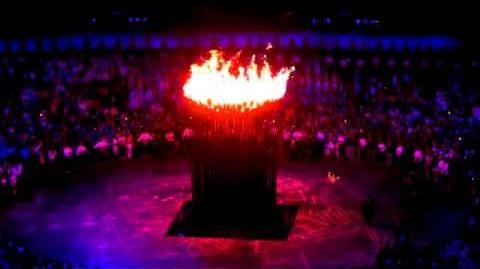 Opening Ceremony London 2012 Olympics Begin