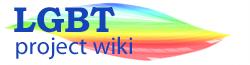 LGBT Wiki Wordmark