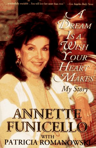 File:A Dream Is a Wish Your Heart Makes- The Annette Funicello Story .jpg
