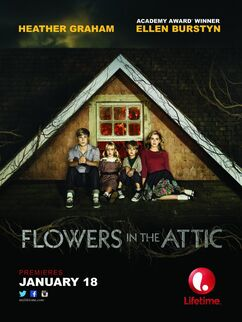 Flowers in the attic lifetime