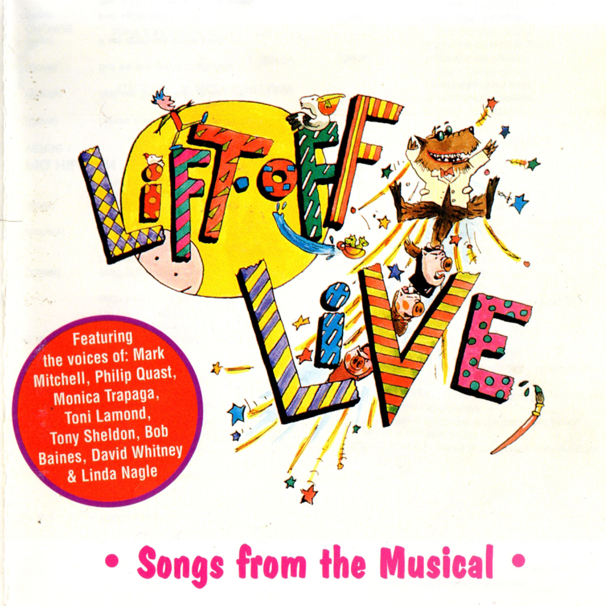 We Have Lift Off!! | Wetherby Musical Theatre Group