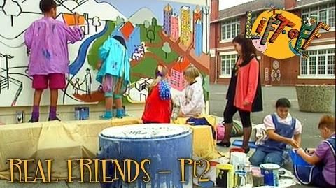 Lift Off S1E40 Real Friends Part 2