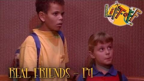 Lift Off S1E39 Real Friends Part 1