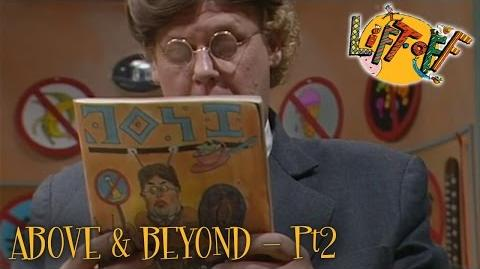 Lift Off S1E22 Above & Beyond Part 2