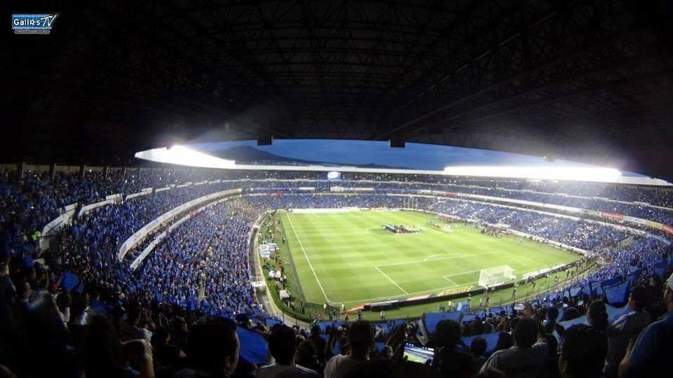 Estadio Corregidora  228cb1fc608d8