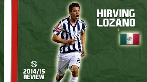 HIRVING LOZANO Goals, Skills, Assists Pachuca 2014 2015 (HD)