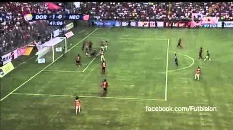 Dorados Sinaloa vs Necaxa 1-1 Final de Ascenso Ida 2014-15