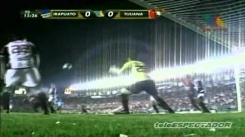 IRAPUATO 0-0 TIJUANA -- Ida Final de Ascenso 2011 -- Mayo 18, 2011
